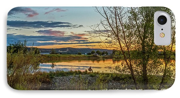 Peaceful IPhone Case by Robert Bales