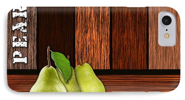 Pear Farm IPhone Case by Marvin Blaine
