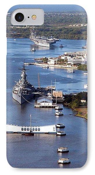 Pearl Harbor Infamy IPhone Case