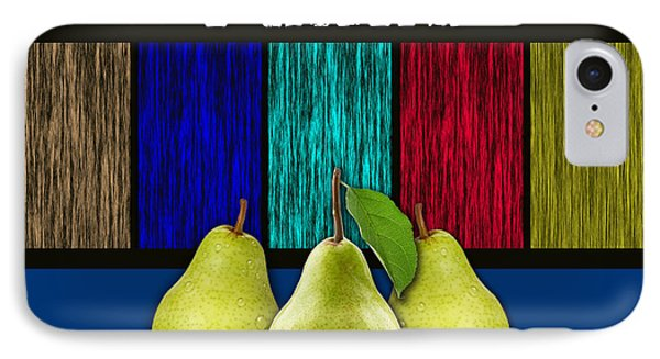 Pears IPhone Case by Marvin Blaine