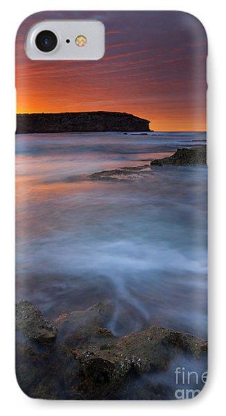 Kangaroo iPhone 7 Case - Pennington Dawn by Mike  Dawson