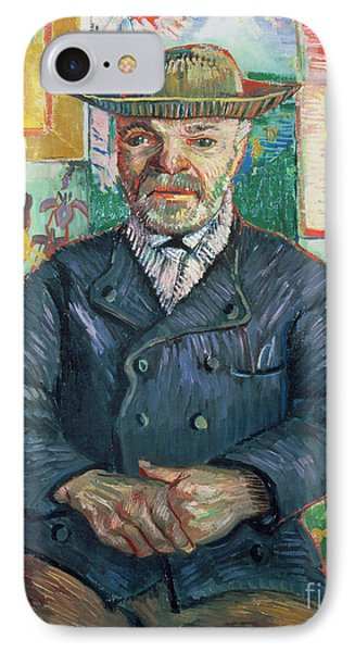 Pere Tanguy Phone Case by Vincent van Gogh