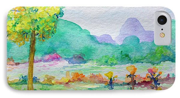 Prescott Verde River IPhone Case by Patricia Lazaro