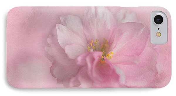 IPhone Case featuring the photograph Pink Blossom by Annie Snel
