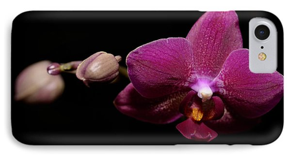 Pink Orchid Phone Case by Tommytechno Sweden