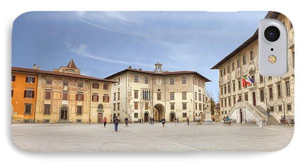 Pisa Phone Case by Joana Kruse