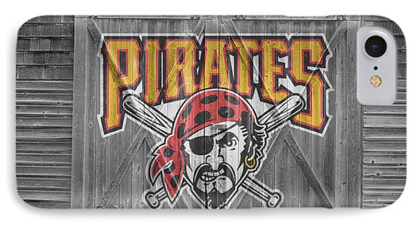 Pittsburgh Pirates Phone Case by Joe Hamilton