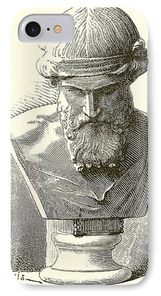 Plato  IPhone Case by English School