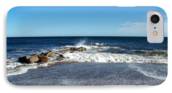 IPhone Case featuring the photograph Plum Island Landscape by Eunice Miller