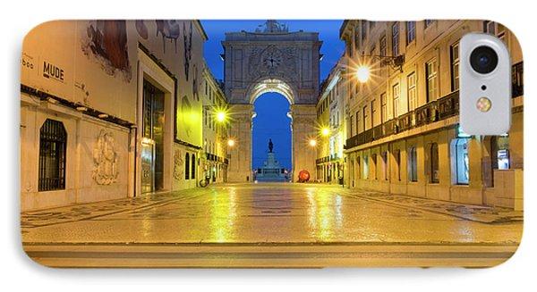 Portugal, Lisbon IPhone Case