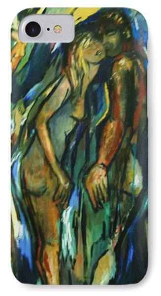 Prelude Phone Case by Dawn Fisher