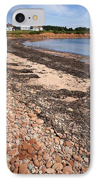 Prince Edward Island Coastline IPhone Case by Elena Elisseeva