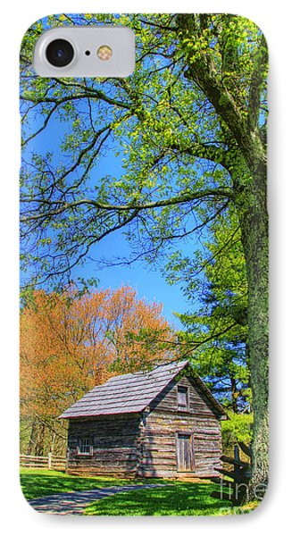 Puckett's Cabin Phone Case by Paul Johnson
