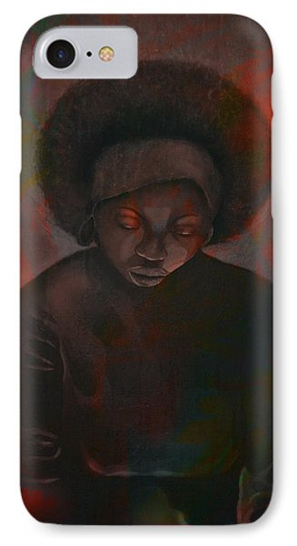 IPhone Case featuring the painting Reciprocity by AC Williams