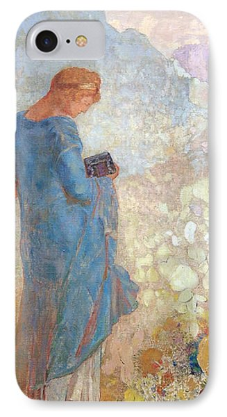 Redon's Pandora IPhone Case