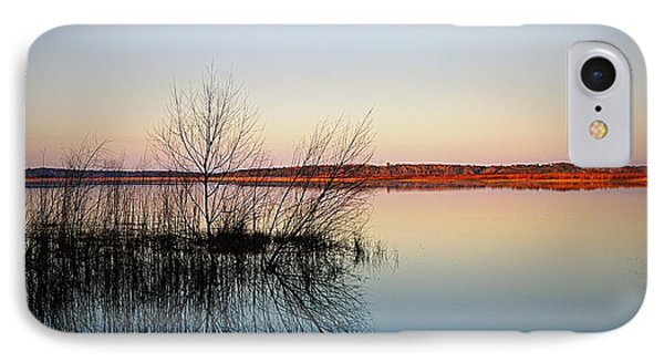 Reflections On Lake Jackson Tallahassee IPhone Case