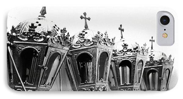 Religious Artifacts Phone Case by Gaspar Avila