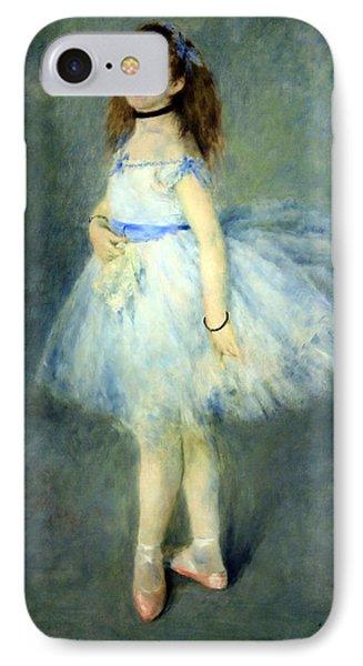 Renoir's The Dancer IPhone Case