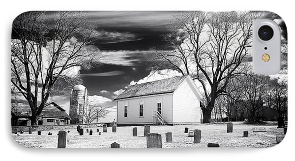 Resting Place Phone Case by John Rizzuto