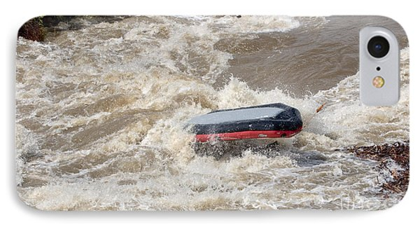 Rio Grande Rafting Phone Case by Steven Ralser