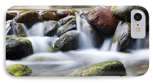 River Rocks Phone Case by Jenna Szerlag