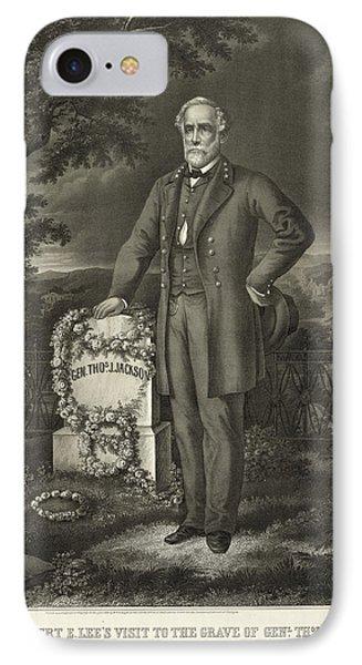 Robert E IPhone Case by Granger