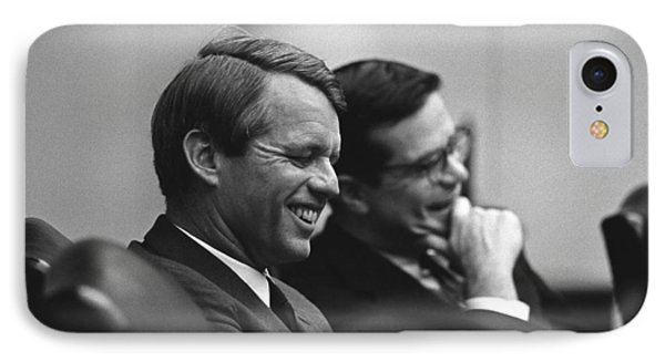 Robert Kennedy Phone Case by War Is Hell Store