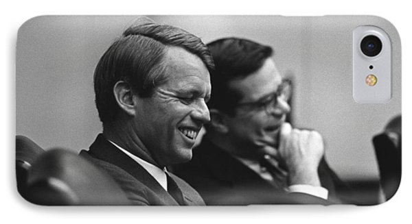 Robert Kennedy IPhone Case by War Is Hell Store