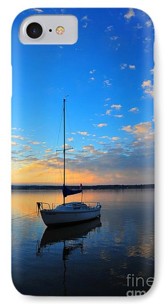 IPhone Case featuring the photograph Sailing 2 by Terri Gostola