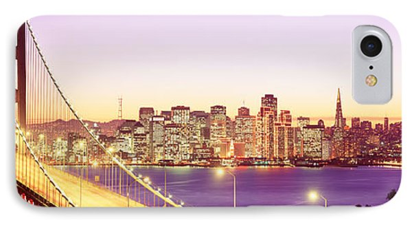 San Francisco Ca IPhone Case by Panoramic Images