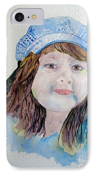 Sarah IPhone Case by Sandy McIntire
