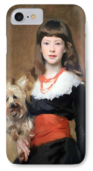 Sargent's Miss Beatrice Townsend IPhone Case