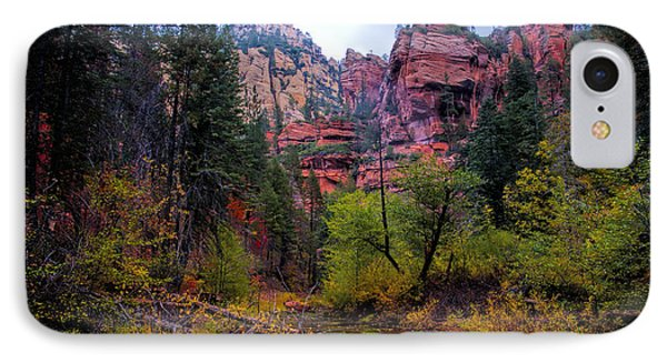 Scenic Cliffs IPhone Case by Brian Lambert
