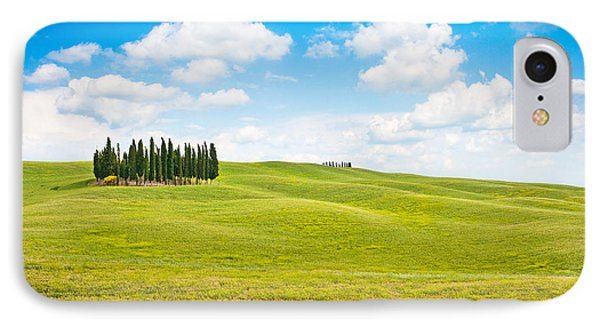Scenic Tuscany IPhone Case by JR Photography