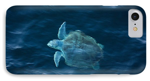 IPhone Case featuring the photograph Sea Turtle by Tammy Schneider