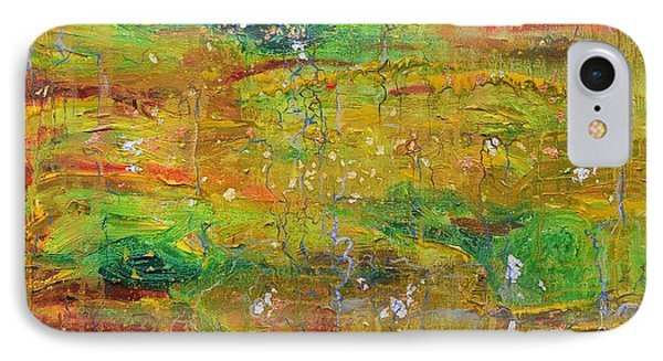 Seasonal Ecology Phone Case by Regina Valluzzi
