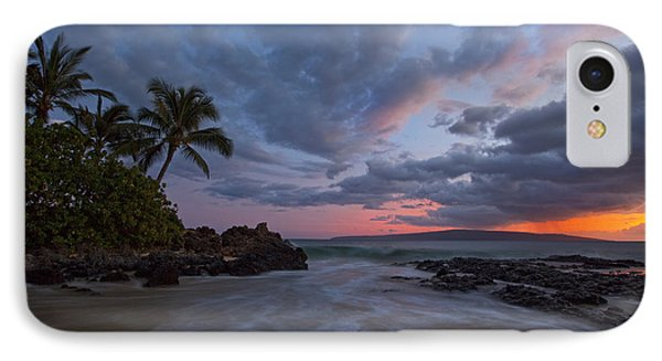 Secret Beach Sunset IPhone Case by James Roemmling