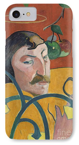 Self Portrait Phone Case by Paul Gauguin