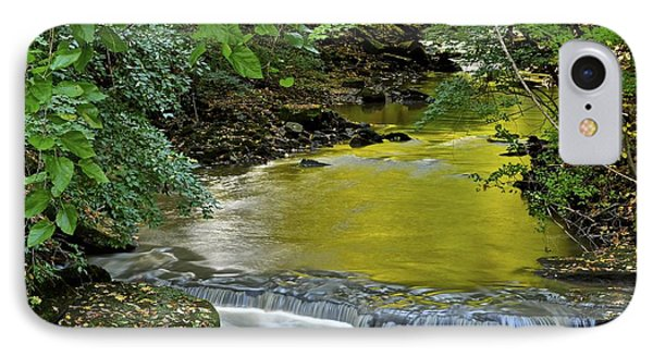 Serene Stream IPhone Case by Frozen in Time Fine Art Photography