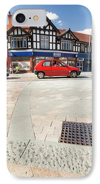 Shared Space In Poynton IPhone Case by Ashley Cooper