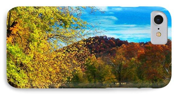 Shenandoah River View IPhone Case by Joyce Kimble Smith