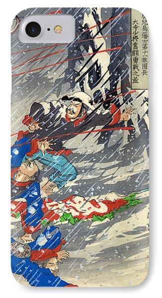 Sino Japanese War, C1895 IPhone Case by Granger