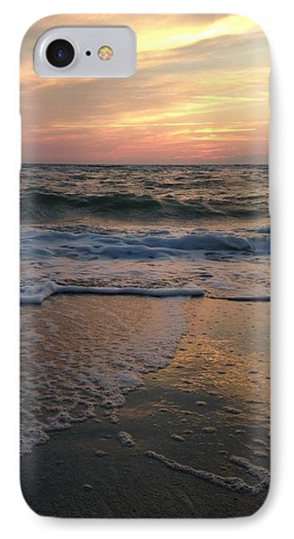 Slanted Setting 2 IPhone Case by K Simmons Luna