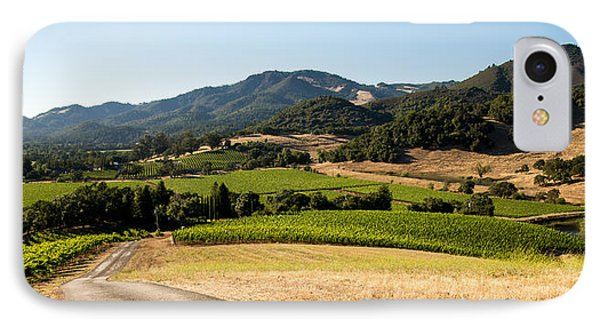 Sonoma Valley Phone Case by Clay Townsend
