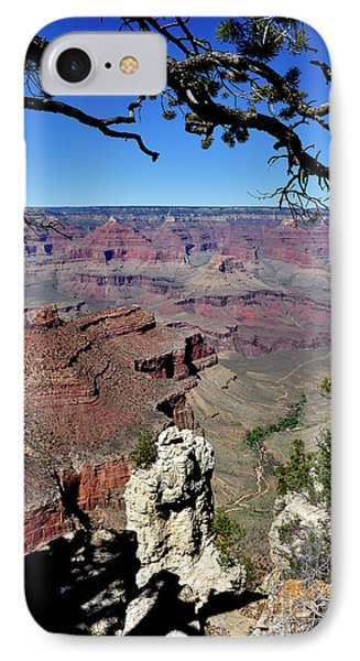South Rim Of The Grand Canyon IPhone Case