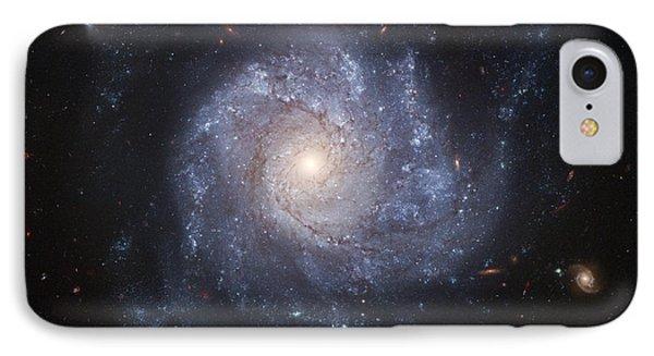 Spiral Galaxy IPhone Case by Nasa