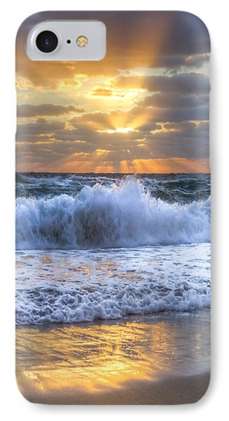 Splash Sunrise IPhone 7 Case