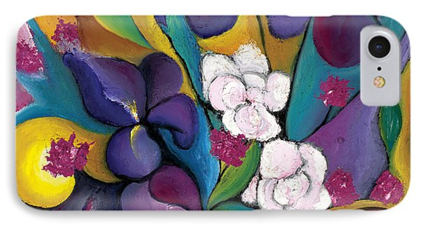 Spring Symphonia  IPhone Case by Tiffany Davis-Rustam
