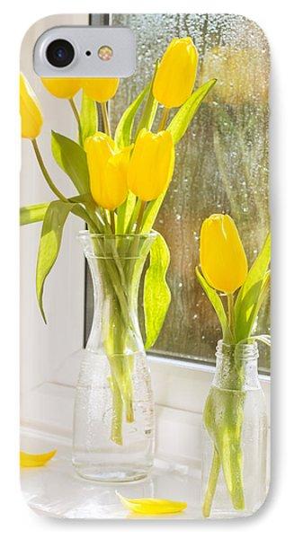 Spring Tulips Phone Case by Amanda Elwell