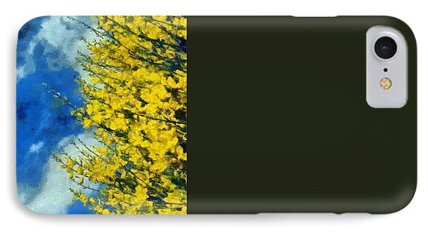 IPhone Case featuring the photograph Spring Wild Flowers by George Atsametakis